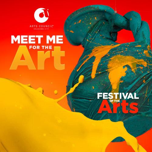 Arts Council OKC - Festival of the Arts 2019 Social Image