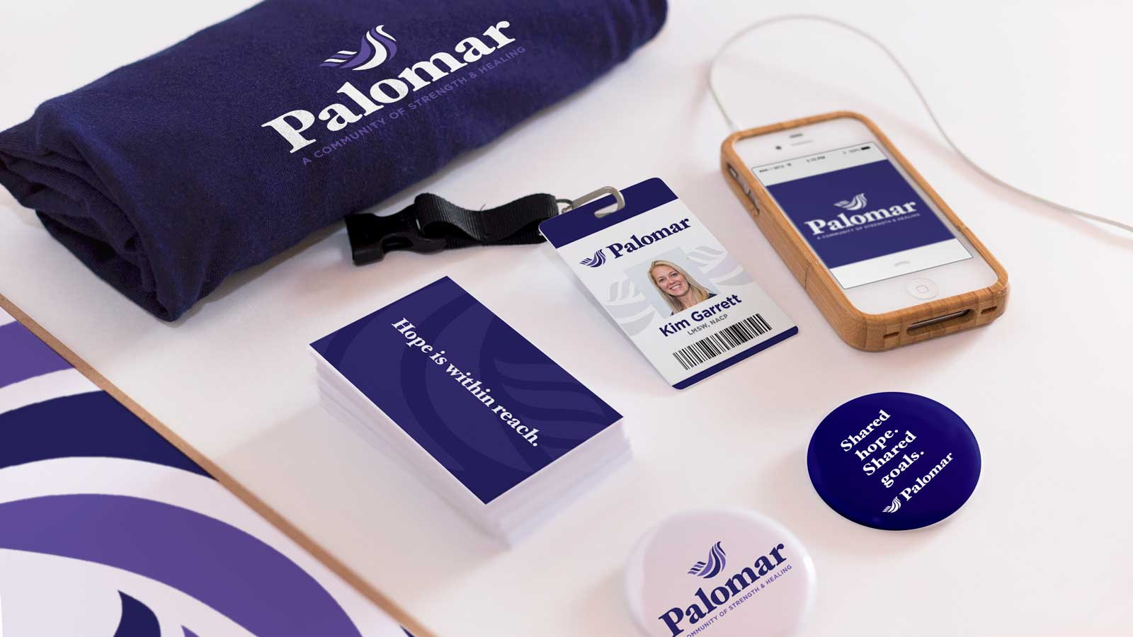 New name and logo for Palomar, Oklahoma City's family justice center