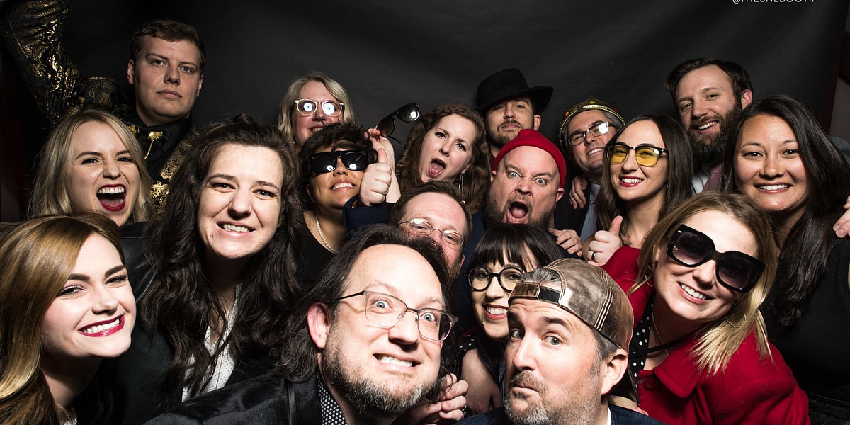 The ICG team celebrates their advertising wins at the 2019 Addy Awards in Oklahoma City