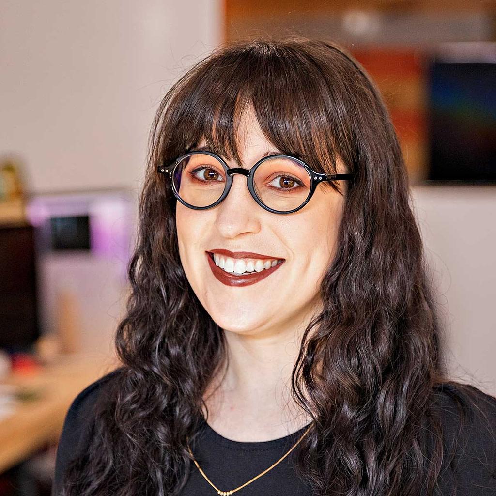 Cassie (Cas) Ball, Creative Director at Insight Creative Group