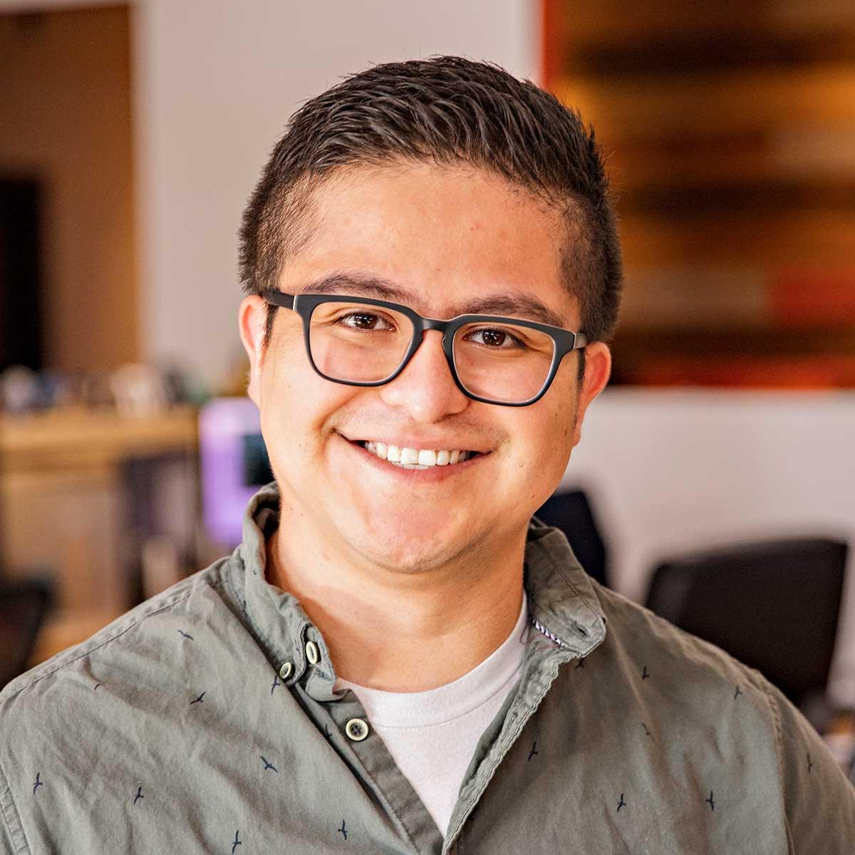 Carlos Erazo, Graphic Designer at Insight Creative Group
